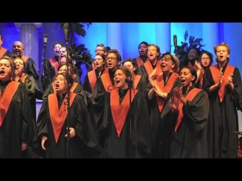 """He Brought Me Out"" by Shara McKee & The Pentecostals of Katy Choir"