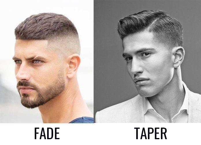 Pin On Taper Fade Haircut
