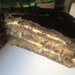 Meggyes-mákos paleo süti – Mai Móni