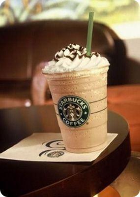 Frappuccino tipo Starbucks. Receta para hacer el mismo