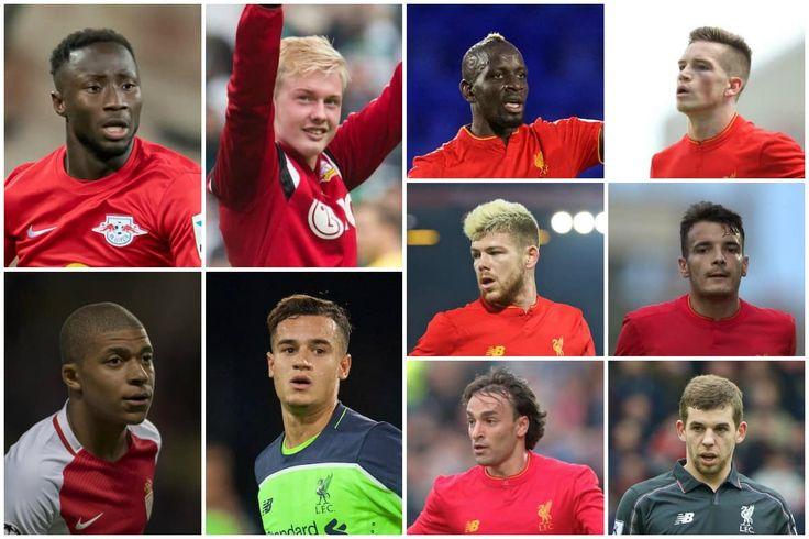 Keita, Brandt, Mbappe, Coutinho & more – Liverpool FC Transfer News Roundup