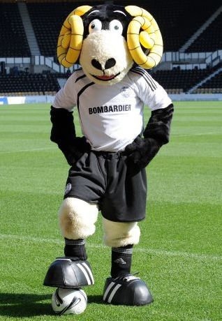 Derby County - Rammie.