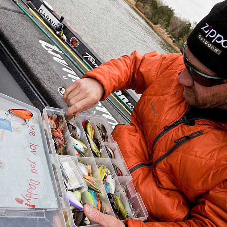 Keeping the tackle organized. (With images) Fish