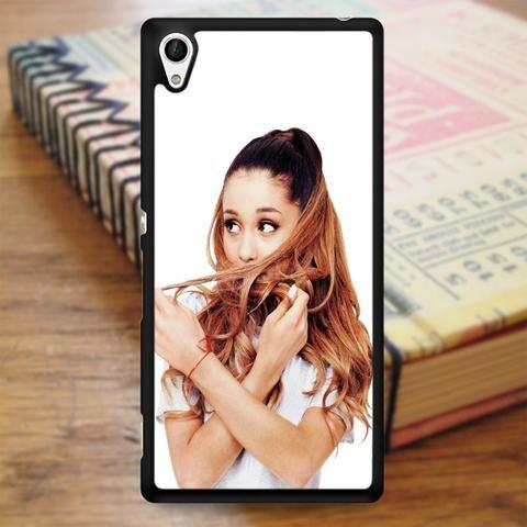 Ariana Grande Cute Singer Sony Experia Z4 Case