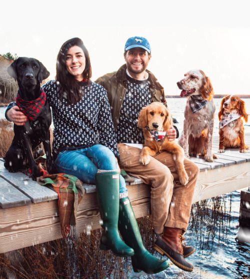 The unabridged, photographic tale & life of New Englanders Kiel James Patrick and Sarah Vickers.