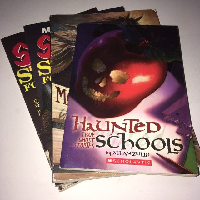 Super Scary Stories for Sleep-Overs