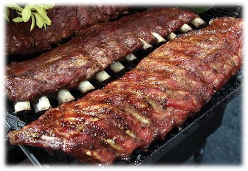 Smoked Pork Ribs Recipe - Smoke Grill BBQ