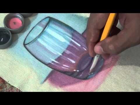 Marcos Rodrigues Pintura em tecido Transparência de vidro 4