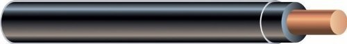 Southwire 11595601 10 AWG 500' Solid THHN Copper Conductor, Black by Southwire. $121.65. Southwire 11595601 10 AWG 500' Solid THHN Copper Conductor, BlackSouthwire 11595601 10 AWG 500' Solid THHN Copper Conductor, Black Features:;Primarily used in conduit and cable trays for services, feeders, and branch circuits in commercial or industrial applications;For use in dry locations at temperatures not to exceed 90 Degree C or wet locations at 75 Degree C;Meets or exceeds ...