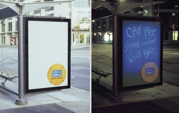 Clever Science Ads That Educate People