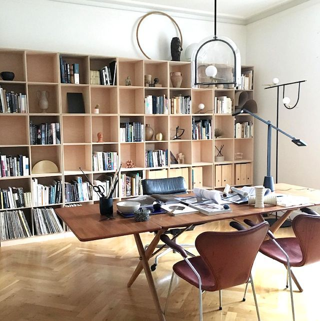 320 best Habitación- Estudio images on Pinterest Cubicles, Home - home offices im industriellen stil