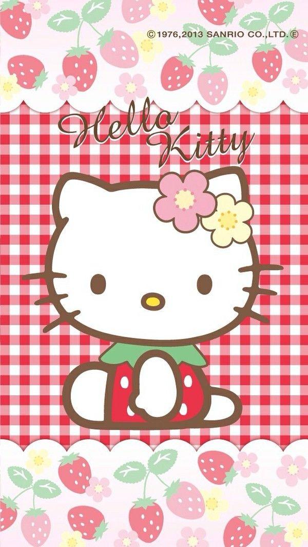 Strawberry Hello Kitty.