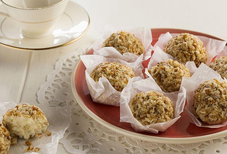 Hornea unas deliciosas Trufas de Leche para la hora del postre con esta receta de pan que tenemos para ti. ¡Tus platillos de ricos a deliciosos!