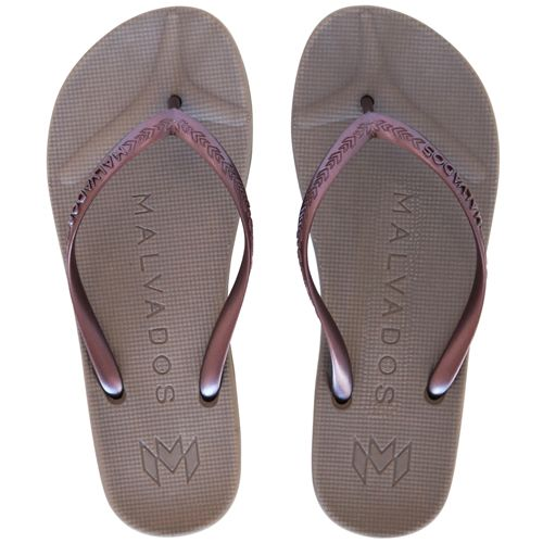 Malvados Playa in Moodring is luxurious and comfortable flip flop with molded footbed