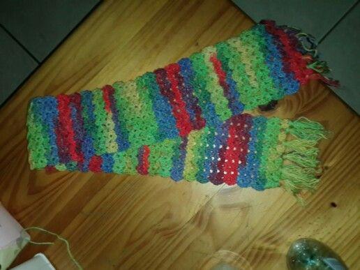 Gabbies scarf
