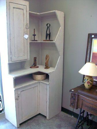 The Lived In Room   Stillwater, Minnesota   Crazy Cute Country Corner  Cupboard   Love Love Love