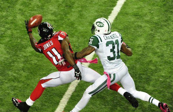 Julio Jones // Atlanta Falcons