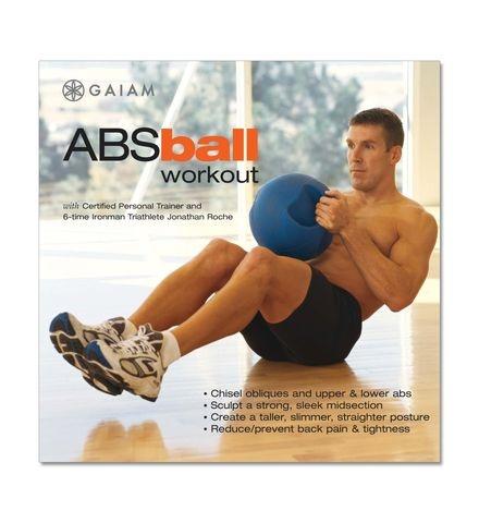 Abs ball workout kit