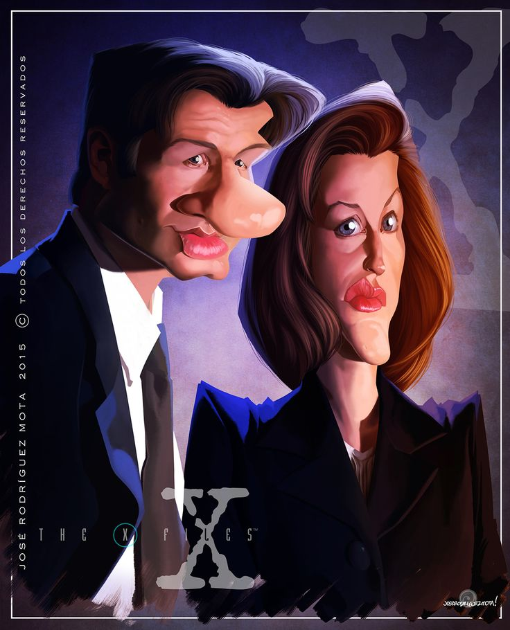 X FILES on Behance