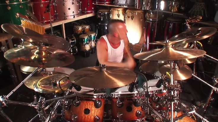 Stephen Perkins Drum Solo