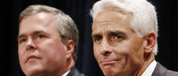 Florida Crowd Laughs At Charlie Crist Claim Hillary Clinton Is ?Honest?