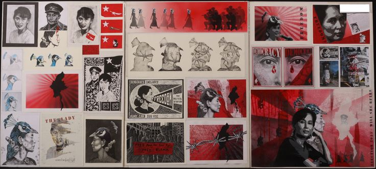 Top Art Exhibition - Printmaking » NZQA