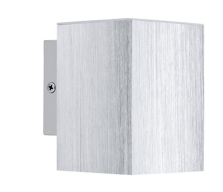 Eglo Lighting 93126 MADRAS 2 Single Wall Light GU10 alu DRAS 2'  Low-cost and looks sleek.
