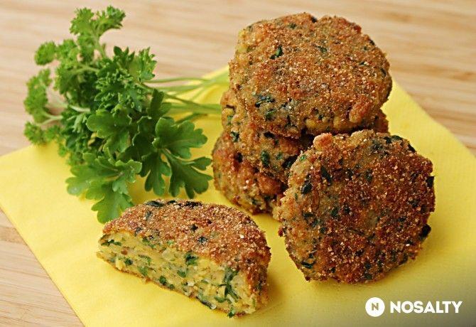 Petrezselymes tojásfasírt -akik kerülni akarják az olajban sütést: süssék muffin sütőben! így ki lehet kerülni a hempergetős-morzsát is-
