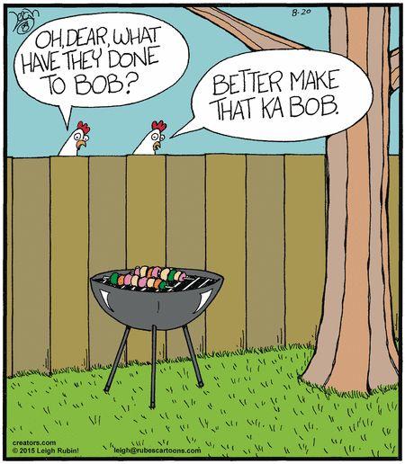 Poor Bob   Read Rubes #comics #GoComics