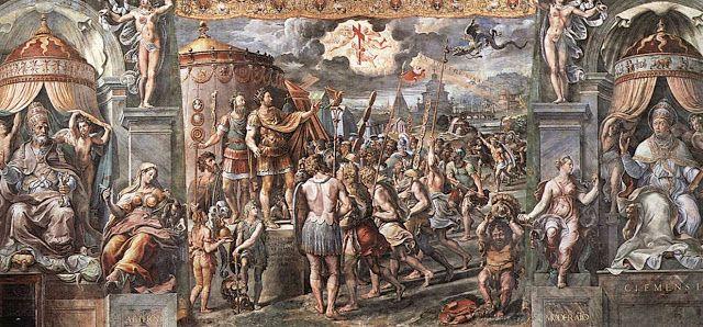 Οραμα του Σταυρού. (1524)