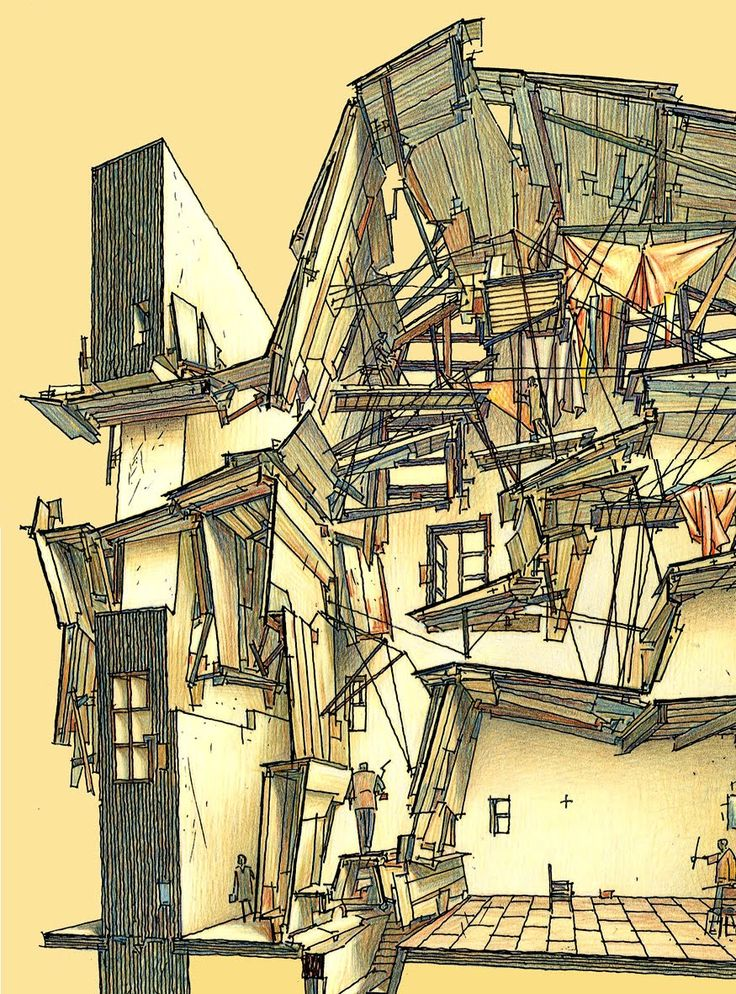 The Perfect Drawing: 8 Sensational Sections That Raise The Bar For Architectural Representation - Architizer