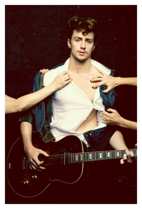 aaron johnson | Tumblr
