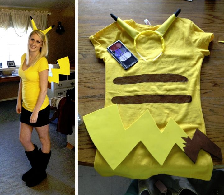 20 Pok 233 Mon Costumes For Halloween That Are Super Effective And Super Fun