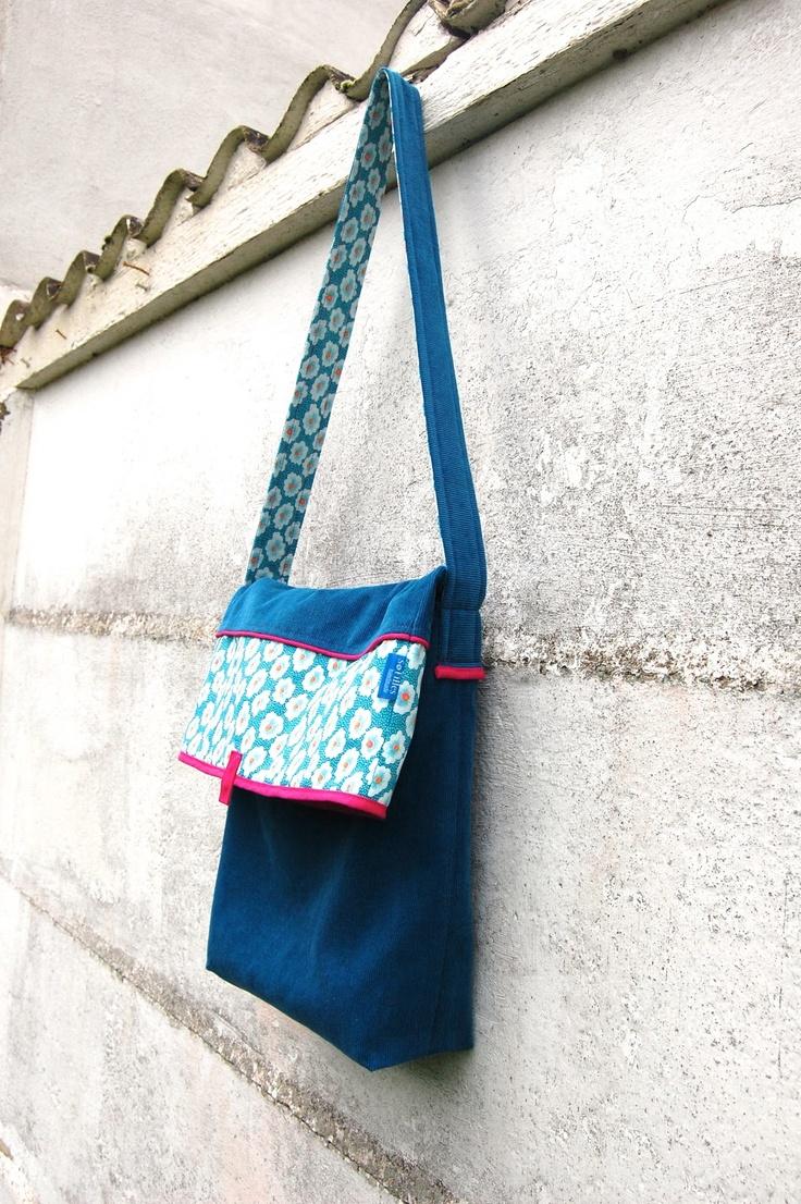 Fold over bag van Noodlehead (door: SoFilles)