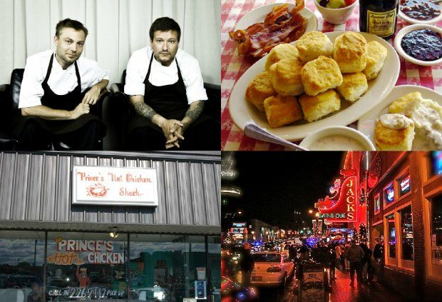 """Food Republic writes the """"21 Great Things To Eat And Drink in Nashville"""": Prince Hot, 21 Things, Places Th, Nashville Restaurants, Food Buckets, 21 Places, Food Republic, Eating Drinks, Nashville Food"""
