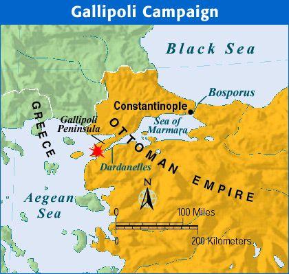 The part of Turkey around Gallipoli. From http://xenohistorian ...