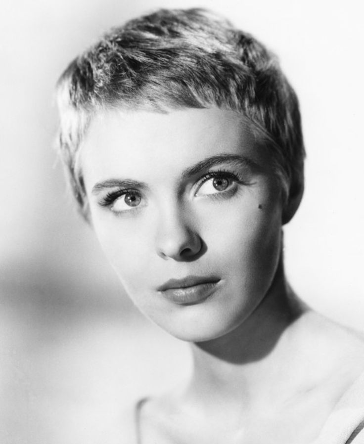 coupe femme courte Jean Seberg coupe androgyne cheveux tendance