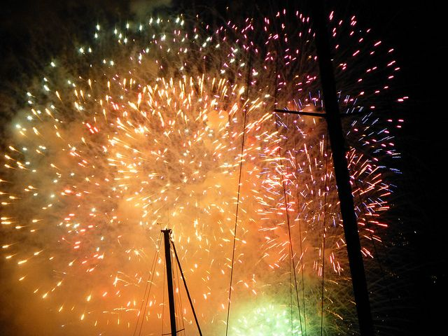 Fiestas de la Merced, España. Realizada del 19 al 24 de septiembre
