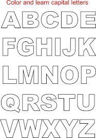 Die besten 25 Buchstaben vorlagen zum ausdrucken Ideen auf