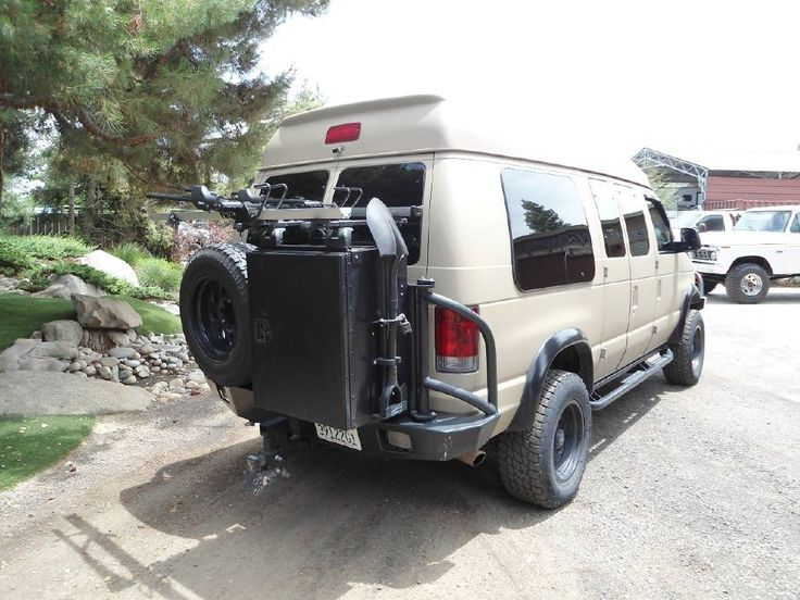 Check out this 2004 Ford Econoline listing in Fresno, CA