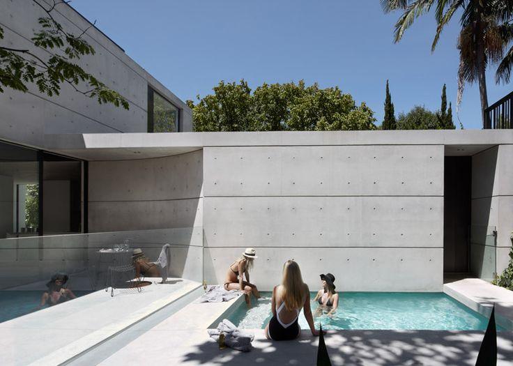 Smart Design Studio adds extension and pool to rundown villa