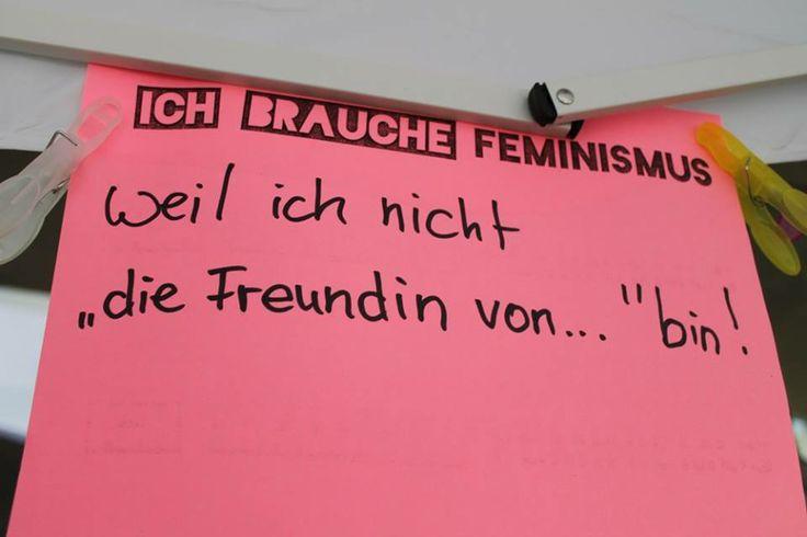1000 ideen zu feminismus auf pinterest gleichheit feministische zitate und starkes m dchen. Black Bedroom Furniture Sets. Home Design Ideas