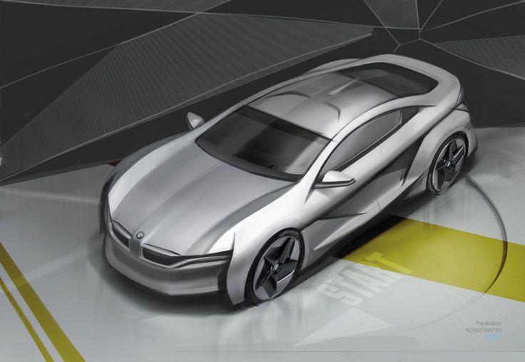 Konstantin PANKRATOV Ask me anything BMW concept