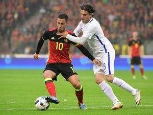 Eden Hazard to remain Belgium captain despite Vincent Kompany return