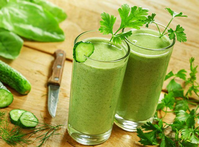 Zöld turmix: a tökéletes, egészséges reggeli