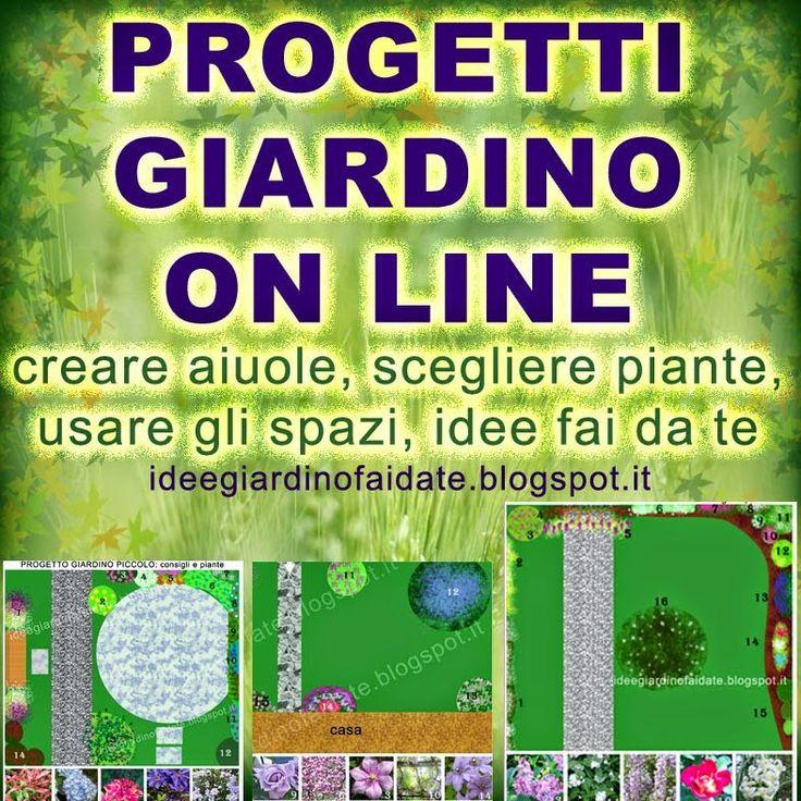 17 migliori idee su giardini moderni su pinterest - Idee piante da giardino ...