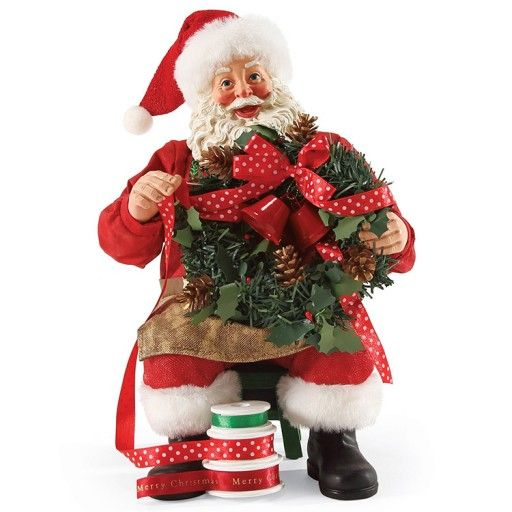 229 best Christmas Santa Possible Dreams Fig. images on Pinterest ...
