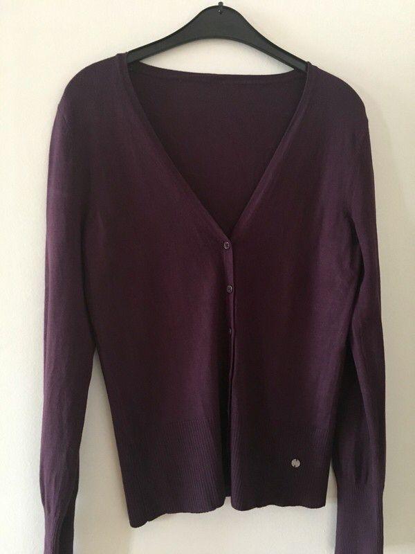 Mein Neuer Pullover von Street One in lila  von Street One. Größe 38 / S/M / 10 für 10,00 €. Schau es dir an: http://www.kleiderkreisel.de/damenmode/strickjacken/157817364-neuer-pullover-von-street-one-in-lila.