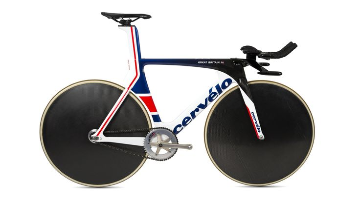 Cervélo T5GB track bike for Olympic Games 2016