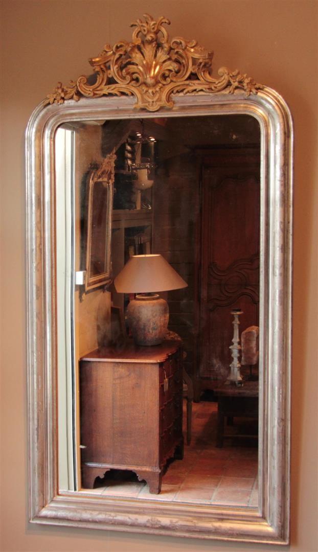 Antieke spiegels   antieke spiegel   antieke franse spiegels   online antiek   Antiquiteiten   antieke meubelen.